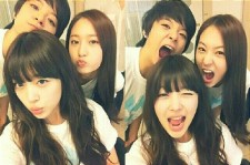 F(x)'s Krystal revealed a past picture comic that showed her funny facial expressions and attracted attention.
