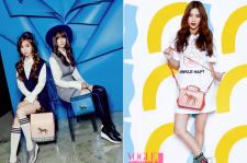 Lapalette Trend Jessica Jung Krystal Girl's Day Yura