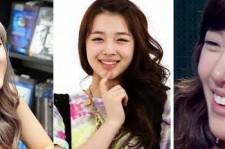 Idols with Best Smiles: Jeon Hyosung, Sulli and Tiffany