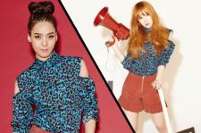 Yoon Mi Rae Elle April Hani Vogue Girl May 2015