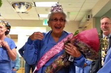 Oldest Working Nurse In America Turns 90