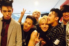 Big Bang and BEAST's Hyunseung Take Photo Together For First Time in Years