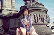 Song Hye Kyo Elle Magazine June 2015 Christian Dior Fall 2014 Couture