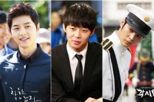 Song Joong Ki, Park Yoo Chun, Joo Won: The 3 Actors To Watch In Their 20s
