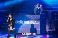 Dumbfoundead Opens for KCOn