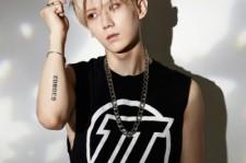 BEAST's Hyunseung Ize Magazine 2015