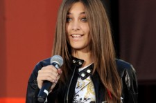 Paris Jackson photographed in 2012