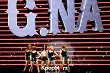 G.NA at KCON
