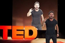 Shia LaBeouf Gives The Most Motivating TED Talk Ever