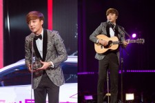 Roy Kim Favorite Foreign Artist