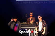 Epik High Featuring Parker In LA For The Epik High North American Tour 2015 - May 29th, 2015 [PHOTOS]