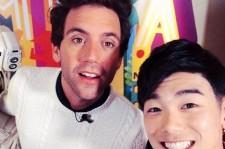 Eric Nam and Mika