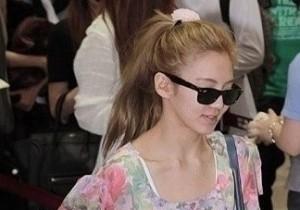 SNSD Hyoyeon Casual Style