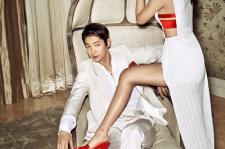 Lee Jun Ki Elle Magazine June 2015 Issue
