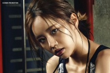 Girl's Day Hyeri Cosmopolitan Magazine Puma Photoshoot 2015
