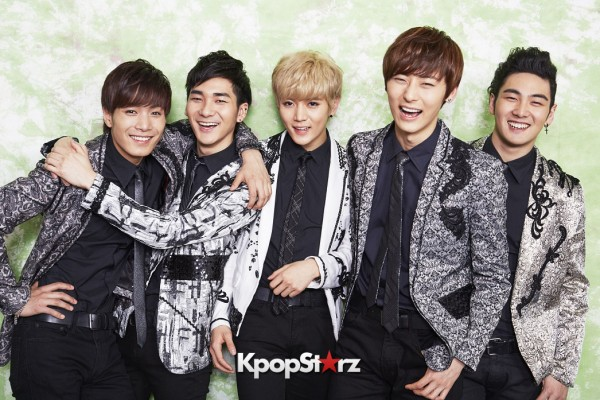 Exclusive Interview With NU'EST In Japan: Part 1[PHOTOS]key=>1 count17