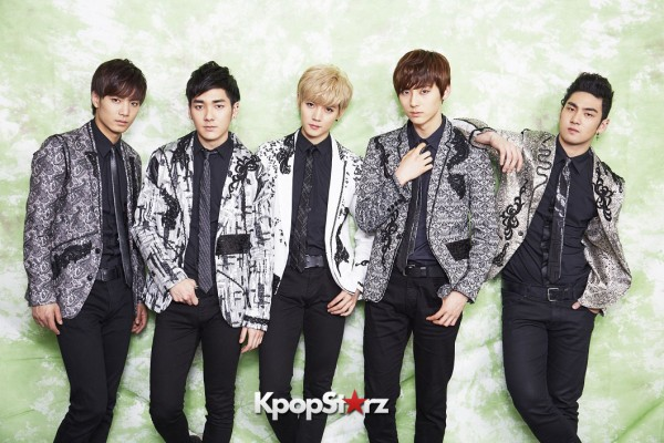 Exclusive Interview With NU'EST In Japan: Part 1[PHOTOS]key=>2 count17
