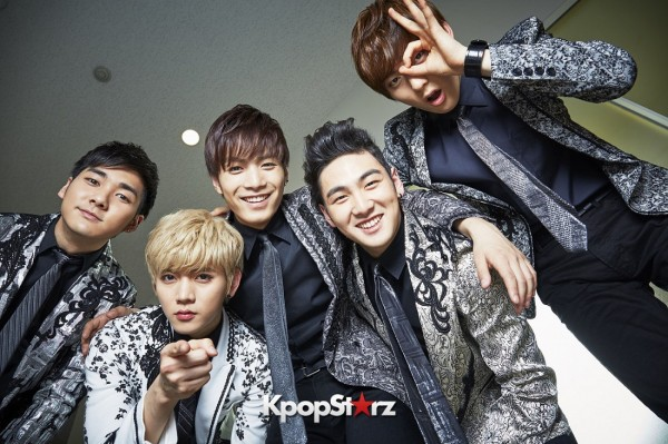 Exclusive Interview With NU'EST In Japan: Part 1[PHOTOS]key=>0 count17