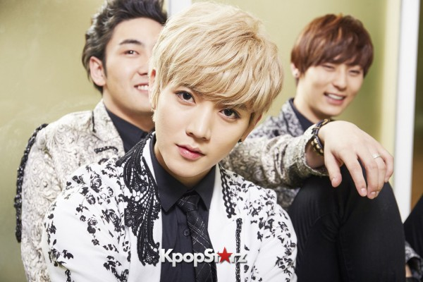 Exclusive Interview With NU'EST In Japan: Part 1[PHOTOS]key=>7 count17