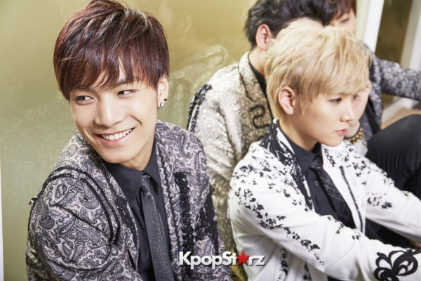 Exclusive Interview With NU'EST In Japan: Part 1[PHOTOS]key=>9 count17