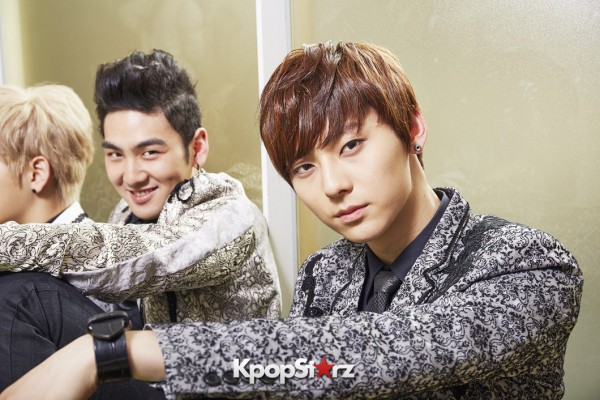 Exclusive Interview With NU'EST In Japan: Part 1[PHOTOS]key=>10 count17