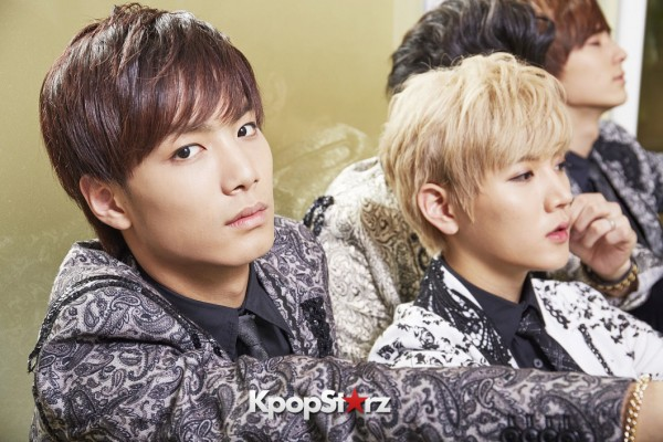 Exclusive Interview With NU'EST In Japan: Part 1[PHOTOS]key=>12 count17
