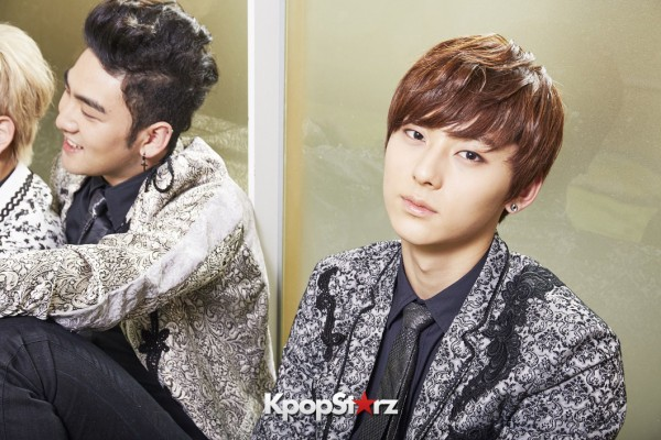 Exclusive Interview With NU'EST In Japan: Part 1[PHOTOS]key=>13 count17