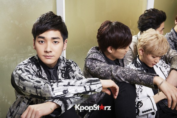 Exclusive Interview With NU'EST In Japan: Part 1[PHOTOS]key=>14 count17