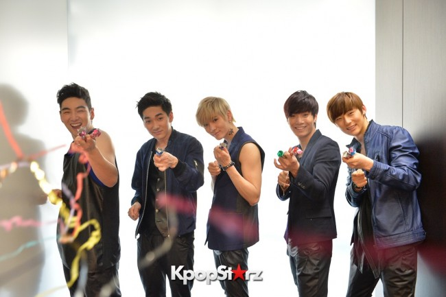 Exclusive Interview With NU'EST In Japan: Part 2 [PHOTOS]key=>1 count25