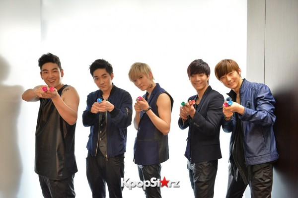 Exclusive Interview With NU'EST In Japan: Part 2 [PHOTOS]key=>4 count25