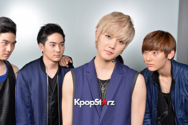 Exclusive Interview With NU'EST In Japan: Part 2 [PHOTOS]key=>8 count25