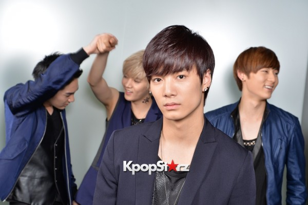 Exclusive Interview With NU'EST In Japan: Part 2 [PHOTOS]key=>9 count25