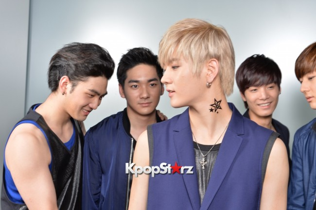 Exclusive Interview With NU'EST In Japan: Part 2 [PHOTOS]key=>11 count25