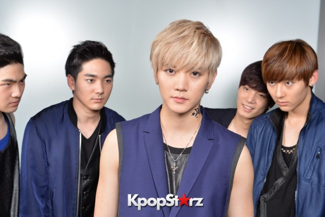 Exclusive Interview With NU'EST In Japan: Part 2 [PHOTOS]key=>13 count25