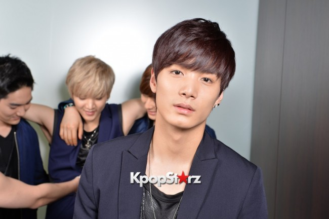 Exclusive Interview With NU'EST In Japan: Part 2 [PHOTOS]key=>14 count25