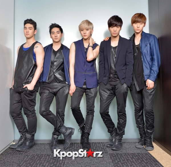 Exclusive Interview With NU'EST In Japan: Part 2 [PHOTOS]key=>20 count25