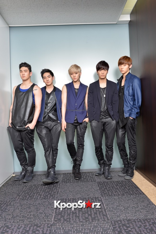 Exclusive Interview With NU'EST In Japan: Part 2 [PHOTOS]key=>21 count25