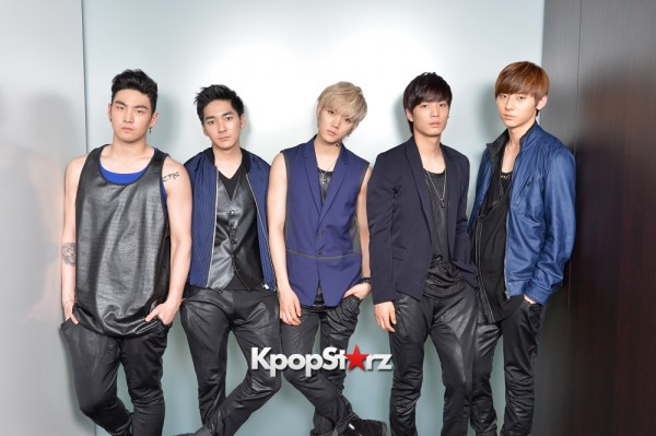 Exclusive Interview With NU'EST In Japan: Part 2 [PHOTOS]key=>22 count25