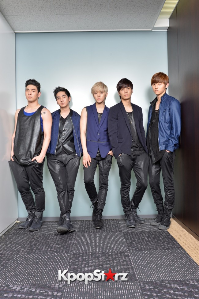 Exclusive Interview With NU'EST In Japan: Part 2 [PHOTOS]key=>23 count25