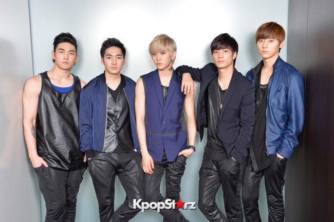 Exclusive Interview With NU'EST In Japan: Part 2 [PHOTOS]key=>0 count25