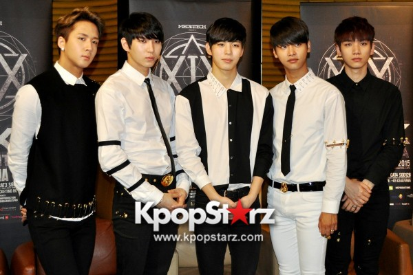 Exclusive Interview With VIXX At Live Fantasia Utopia In Singapore 2015 - May 29, 2015 [PHOTOS]key=>1 count8