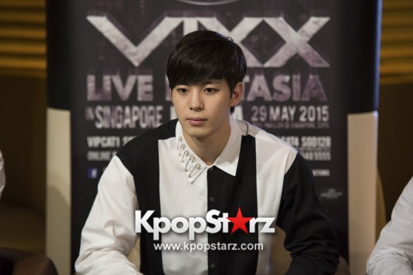 Exclusive Interview With VIXX At Live Fantasia Utopia In Singapore 2015 - May 29, 2015 [PHOTOS] Special Thanks to Three Angles Productionkey=>7 count8