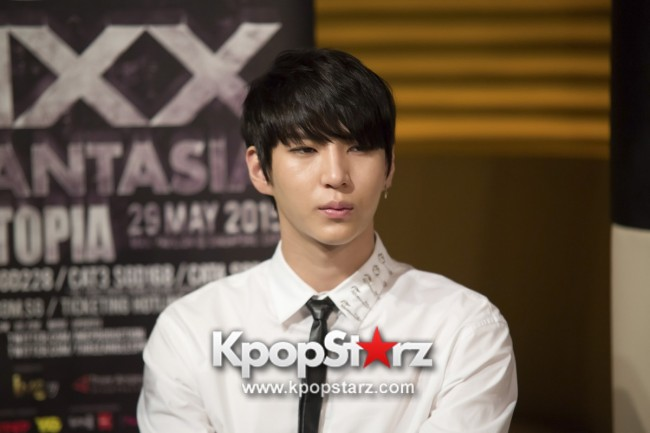 Exclusive Interview With VIXX At Live Fantasia Utopia In Singapore 2015 - May 29, 2015 [PHOTOS] Special Thanks to Three Angles Productionkey=>3 count8