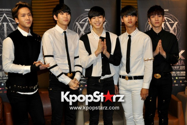 Exclusive Interview With VIXX At Live Fantasia Utopia In Singapore 2015 - May 29, 2015 [PHOTOS]key=>0 count8
