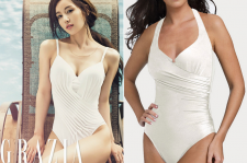 Korean Style Bathing Suits Nam Gyuri