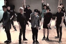 Big Bang Bang Bang Bang Dance Practice