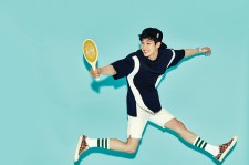 Choi Woo Sik Is A Big Kid For Big Issue