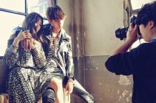 SNSD Tiffany Lee Chul Woo 1st Look Magazine June 2015 Photoshoot