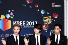 JYJ KBEE 2012 Honorary Ambassadors