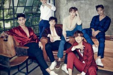 2PM Continue Comeback Promotions With Second Set Of Teaser Images